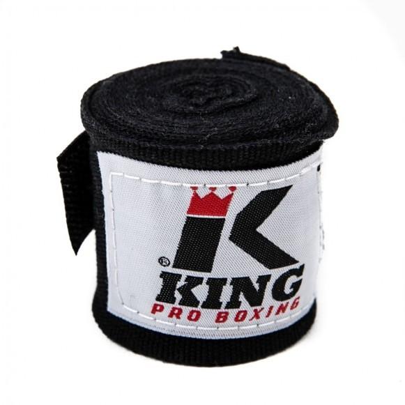 King Boxbandage KPB/BPC Kinder Schwarz 250cm