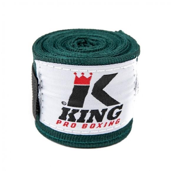 King Boxbandage KPB/BPC Dunkel Grün 460cm