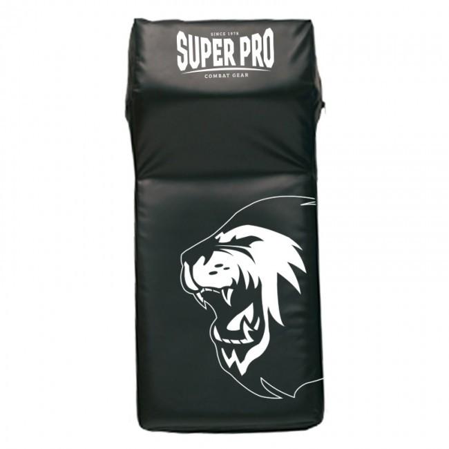 Super Pro Combat Gear Kickpad mit Winkel Schwarz 75x35x25/15 cm