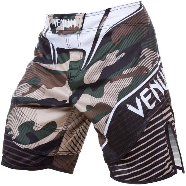 Venum Camo Hero Kampfshorts - Grün/Braun