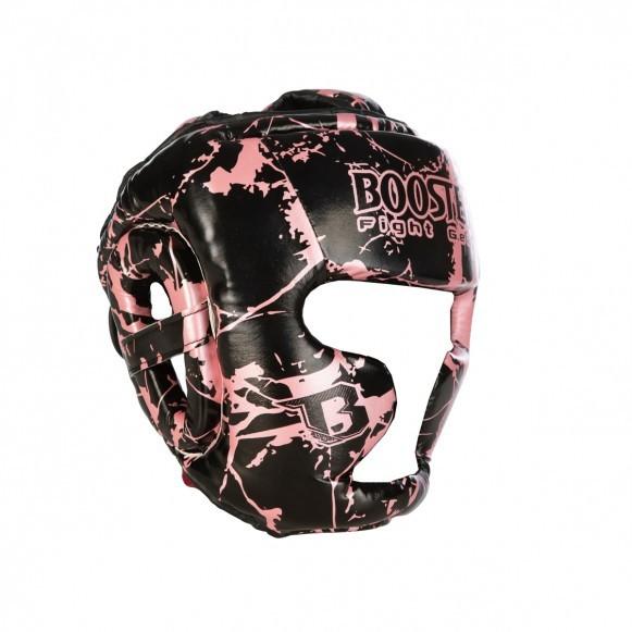 Booster Kopfschutz HGL B 2 Marmor/Pink Jugendliche
