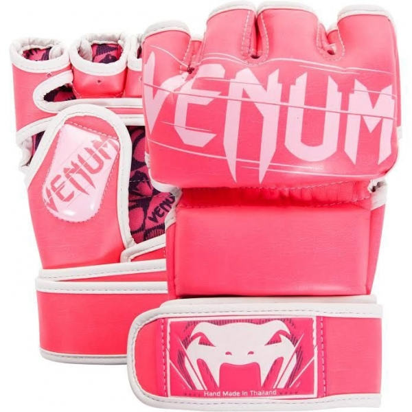 Venum Undisputed 2.0 MMA Handschuhe - Rosa