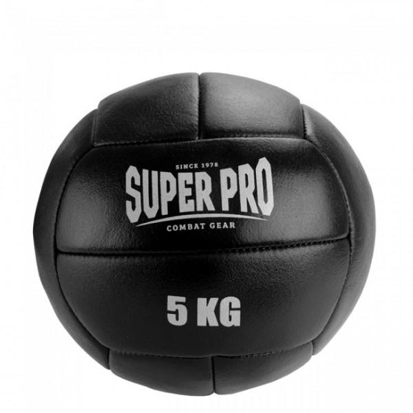 Super Pro Medizin Ball Leder 5 kg