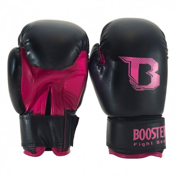Booster Boxhandschuhe BT Kinder Duo Neon Pink