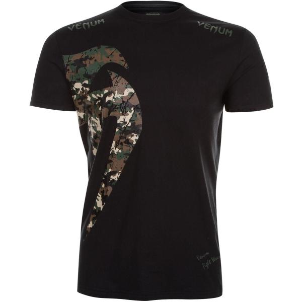 Venum Original Giant T-Shirt Schwarz/Camo