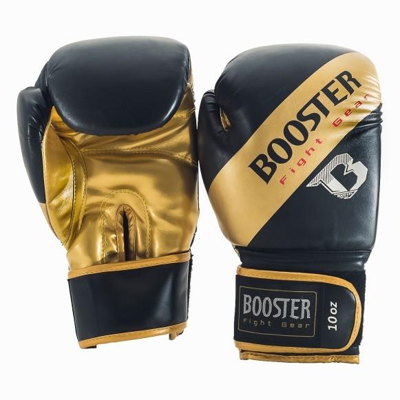 Booster Boxhandschuhe BT Sparring Goldener Streifen