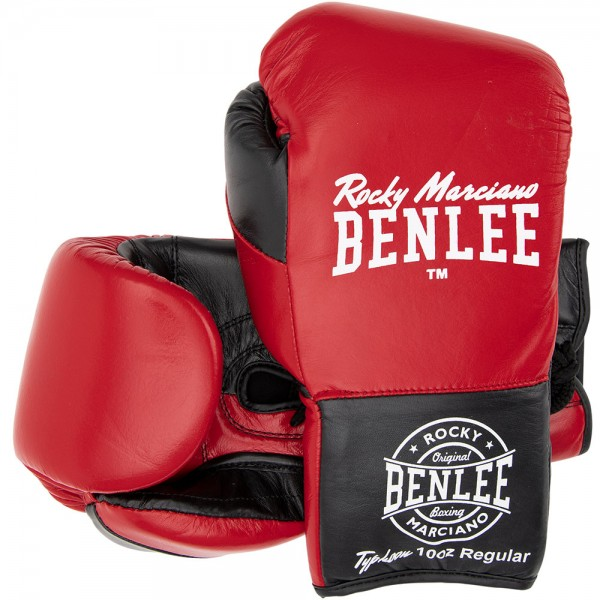 Benlee Typhoon Boxhandschuhe aus Leder