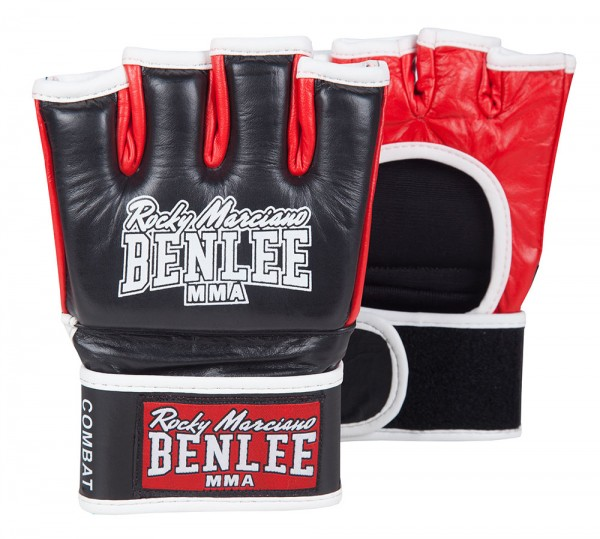 Benlee Combat MMA-Handschuhe aus Leder