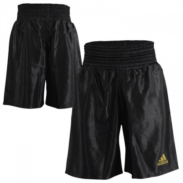 MULTIBOXING SHORT - Schwarz/Gold