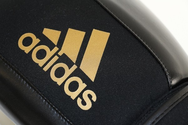 Adidas Boxhandschuhe Boxing Gloves Washable Schwarz/Gold