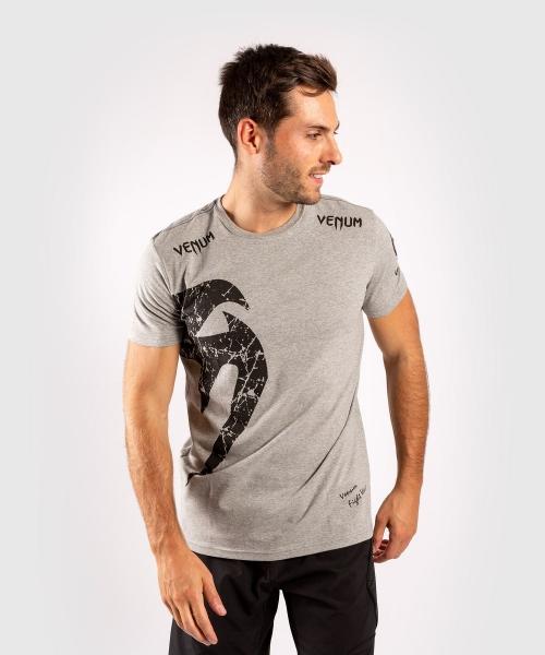 Venum Giant T-Shirt Grau/Schwarz