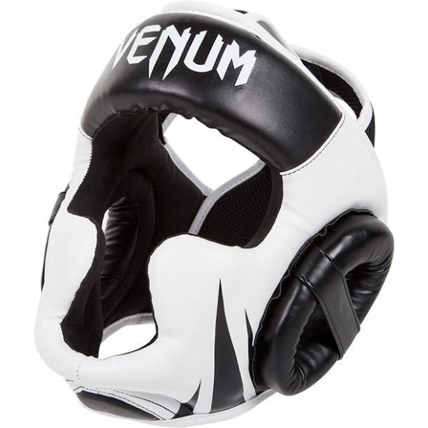 Venum Challenger 2.0 Kopfschutz - Schwarz/Weiß