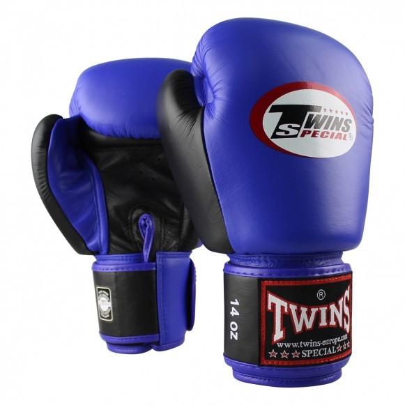 Twins Boxhandschuhe BGVL 3 Leder Retro