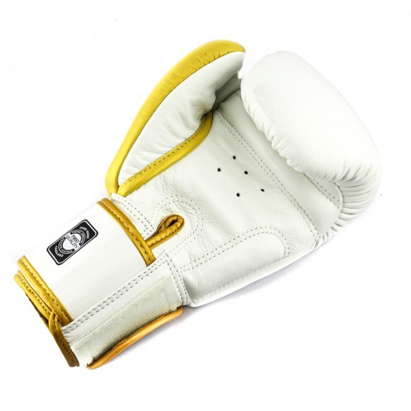 Twins Boxhandschuhe BGVL 8 Weiß