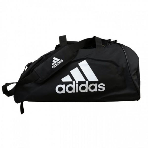 Adidas Sporttasche Shoulder Strap CS Schwarz/Weiss M