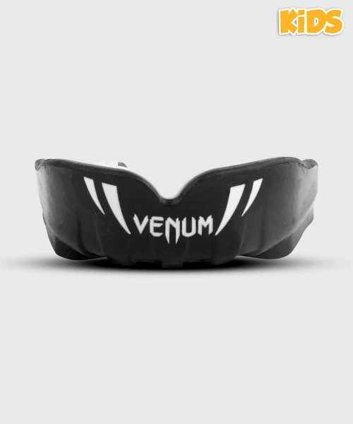Venum Challenger Mundschutz Kinder Schwarz/Weiß