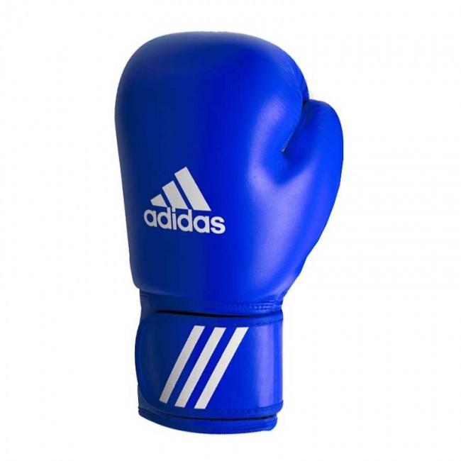 Adidas Boxhandschuhe AIBA Boxing Gloves Sat. Blau