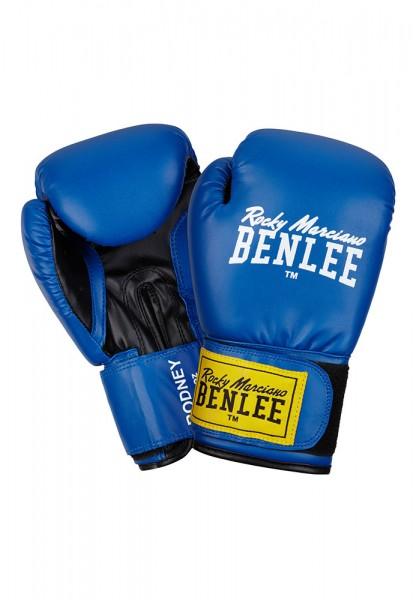 Benlee Rodney Boxhandschuhe aus Kunstleder Blau