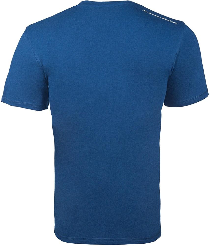 Benlee Herren T-Shirt, normale Passform BOXLABEL Blau