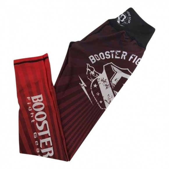 Booster MMA-Spats Girls GS Spats 2 Red
