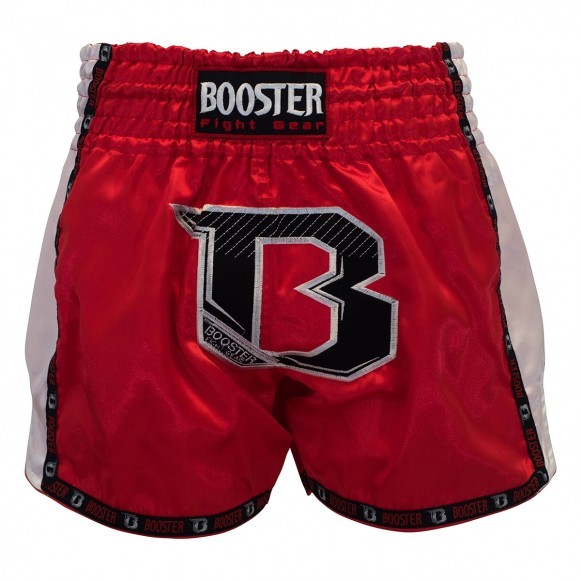 Booster Shorts TBT Pro Red